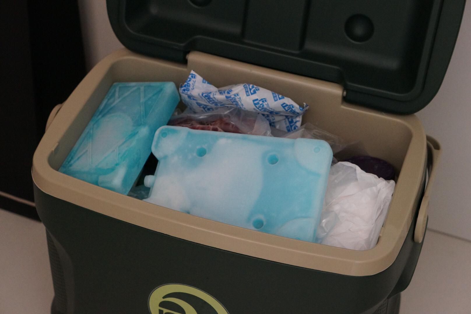 氷 溶かす 冷凍庫
